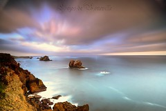 "Tom Petty ""Free Falling"" (Lejos de Boneville) Tags: liencres santander cantabria sunrise amanecer amazingnature landscape"