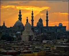 (2350) El Cairo (Egypt) (QuimG) Tags: elcairo egypt egipte egipto golden architecture arquitectura sunset landscape paisatge paisaje nikon quimg quimgranell joaquimgranell afcastell specialtouch obresdart