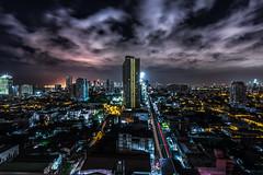 Happy Wednesday! (-> LorenzMao <-) Tags: lorenzmaophotography httpwwwlorenzmaophotographycom philippines manila pasay clouds sky nikond750 nikon nightphotography nightlights d750 canadiannightwalkers montralnightshooters