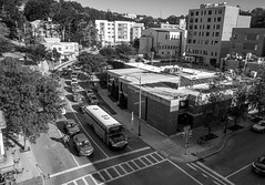 Ithaca (bradmer12) Tags: ithaca bw black white monochrome nikon ny new york city cityscape