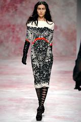 00070fullscreen (Mademoiselle Snow) Tags: prabal gurung autumnwinter 2011 ready wear collection