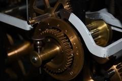 ENGRANAJE¡¡ (LeeslyLu) Tags: reloj xela casadelacultura engranaje tictac tiempo minutos segundos horas