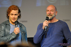 DSC_0166 (SPNBrotherhood) Tags: sam heughan outlander graham jusinbello jibland jibland2016 jib mctavish convention