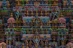 India (Enricodot ) Tags: enricodot india temple tempio color colors god gods ilobsterit