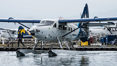 C-GHAZ - Harbour Air - DHC-3 Turbine Otter (bcavpics) Tags: cghaz harbourair dhc3 turbine otter aviation aircraft plane airplane seaplane floatplane cyhc coalharbour vancouver britishcolumbia canada bcpics