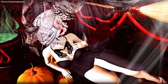 WITCHES ARE LOOSE (Annyzinh Oliveira) Tags: una tres chic venue ersch veechi the nigthmare astralia epiphany gacha event su truth hair kustom9 bauhaus movement halfdeer