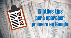 15 tiles tips para aparecer primero en Google (gerrardmelgoza) Tags: 15 aparecer google onpage primero seo tips trafico utiles