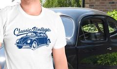 1948 VW Beetle Split Window (vw_vintage.ch) Tags: vintage volkswagen vw kever 1948 split tshirt classic beetle maggiolino goodies aircooled bug cox kfer car auto vehicule automobile wagen coccinelle international morat murten switzerland schweiz suisse