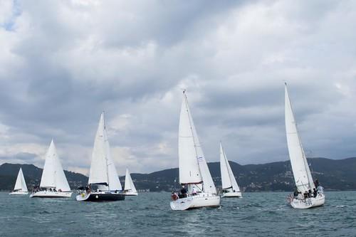 campo di regata Golfo di La Spezia