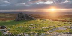 Lowman's View (http://www.richardfoxphotography.com) Tags: lowman haytor dartmoor sunrise devon