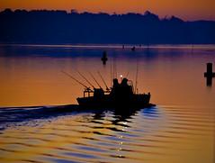 Dawn's first light.... (tomk630) Tags: virginia nature dawn colors potomac fishermen silhouette usa