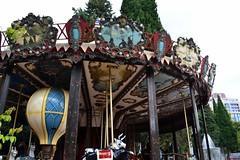 jules verne carousel (Carpe Feline) Tags: carpefeline georgia azerbaijan nakhchivan gori stalin lenin trotsky stnicholas jvarimonastery mitskheta svetitsk svetitstkhovelicathedral caucasianmountains caucasiansheepdog mutsovillage unesco ancienttowers mountainviews shatili jutavillage avalanchetunnels parasailing gudaurimonument sovieteras canyons ananurifortressandchurch zhinvalireservoir tbilisi baku melons ashabukahfcaves mtararat noahsmountain iranianmountains iranianborder rockformation ordubad mosque gulustan mural noahsgravesitemonument railstation jahankudikhatunmausoleum mudvolcanoes jamemosque mominakhatunmausoleum petroglyphs cemetaries markets landscapes kishchurch norwegianandazerbaijanconnection armenianrefugees breadmaking lahij 7domes diribabamausoleum mardakanfortress yarnardagfires windowwashers maidentower julesvernecarousel