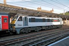 UK, Ipswich, Greater Anglia Norwich to London (Nik Morris (van Leiden)) Tags: brel loco class90 abellio geml ipswich greaterangliarailways intercity