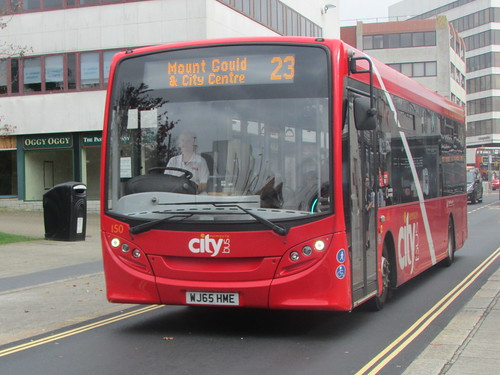 Plymouth Citybus 150