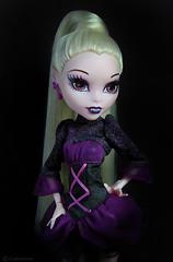 Veronica Von Vamp (_Caledonia_) Tags: veronica von vamp monstr