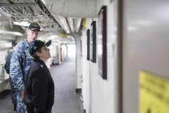161129-N-JH293-020.jpg (CTF 76) Tags: amphibious force ussgb greenbay ussgreenbay lpd20 japan sasebo bhr ctf76 forwarddeployed us7thfleet pacific ocean water navy ship sailors wisconsin packers jpn