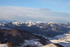 -    (Sergey Kustov) Tags:           winter snow mountains pass caucasus gumbashi sun view scenery dawn sunrise cloud sky