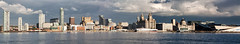 Liverpool Waterfront_Panorama1_edited-1 (Martin@Hutton) Tags: pier head three graces viewfromseacombe mersey liverpool ancientmodern cityscape port heritage