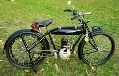 MOTO AUTOMOTO .......... (JOJOMONTDORE) Tags: moto retro automoto 1925 100cc