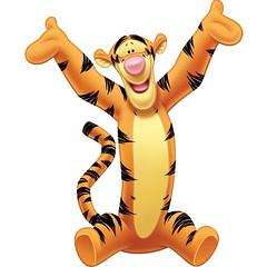 [くまのプーさん]ティガー無料LINEスタンプ01 (sutaemon) Tags: sticker message か行 くまのプーさん 海外のキャラクター disney tigger winnie pooh ありがとう ディズニー 嬉しい 小熊維尼 楽しい