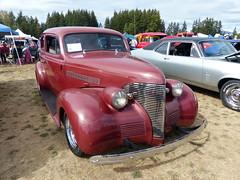 1939 Chevrolet sedan (bballchico) Tags: 1939 chevrolet tudorsedan arlingtoncarshow carshow 1930s camsampson 206 washingtonstate arlingtonwashington