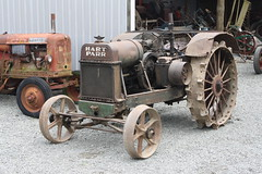 Hart Parr 18-36 New Zealand Special (ambodavenz) Tags: hart parr 1836 new zealand special tractor geraldine vintage car machinery museum crank up south canterbury