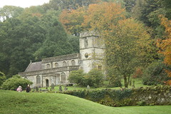 Church (My photos live here) Tags: stourhead church mere wiltshire england canon eos 1000d hoare national trust gardens stately home mansion grass tree stourton