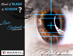 we are providing Laser Eye Treatment (bhartieye) Tags: bharti eye eyecare refractive retina services delhi treatment care surgery asthetics phacoemulsification hospital lasik oculoplasty glaucoma