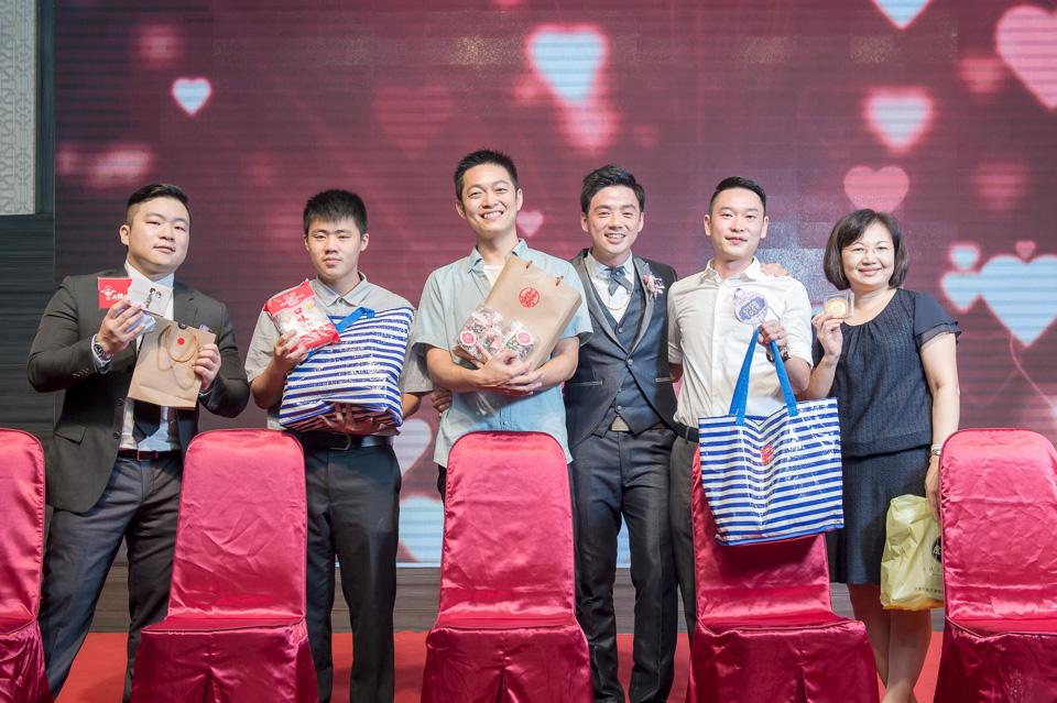 台南婚攝 婚禮紀錄 情定婚宴城堡 C & M 169