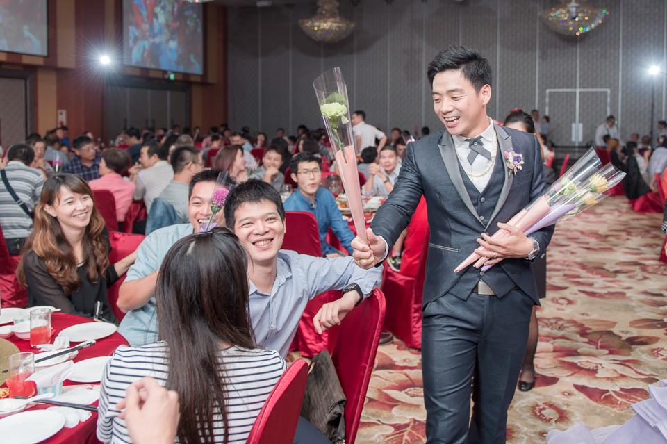 台南婚攝 婚禮紀錄 情定婚宴城堡 C & M 146