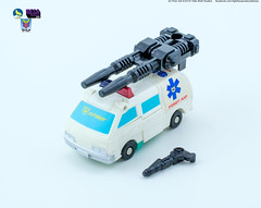 G2_First_Aid_veh (Weirdwolf1975) Tags: tfylp transformers podcast megatoyfan g2 generation2 defensor protectobots streetwise firstaid blades groove hotspot stunticons menasor motormaster deadend wildrider breakdown dragstrip unreleased