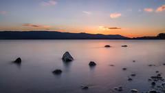 Last glow (Sebo23) Tags: lakekonstanz bodensee radolfzell sonnenuntergang sunset light licht lichtstimmung longtimeexposure langzeitbelichtung landscape landschaft canon6d canon24704l
