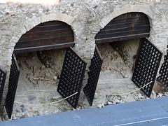Bootshuser und Skelette, Herculaneum - Scavi di Ercolano (Anne O.) Tags: scavidiercolano herculaneum unescoweltkulturerbe