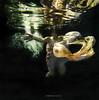 Carpe Diem (Beatriz Glez Sa) Tags: vogue underwater underwaterphotography lowkey photography art artcommerce mar woman girl agua sea bailarina dancer bajoelagua fashion moda
