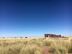 Grassland (annelaurem) Tags: america arizona az entrance nationalmonument nationalpark usa wupatkinationalmonument
