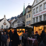 Christmas market - Weihnachtsmarkt Feldkirch, Austria