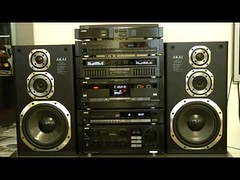 AKAI HiFi audio stereo Topline series 1988 (finiarisab) Tags: 1988 akai audio hifi series stereo topline