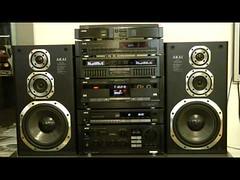 AKAI HiFi audio stereo Topline series 1988 (finiarisab) Tags: 1988 akai audio hifi series stereo topline