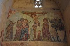 Seu Vella de Lleida (esta_ahi) Tags: lleida seuvella ri510000156 catedral gtic gtico segri lrida spain espaa  architecture arquitectura pintura calvari crucifixi calvario segri