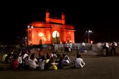 Orange The World 2016 - India - Mumbai - Gateway of India (UN Women Gallery) Tags: 16days evaw orangetheworld orangeday activism unwomen genderequality violence sayno unite violenceprevention mumbai maharashtra india