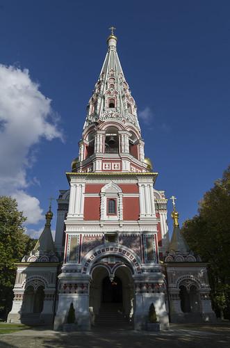 Shipka Memorial Church, 10.10.2014.