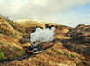 The Winter Jacobite (Kingmoor Klickr) Tags: glenfinnan viaduct scotland mainline steam jacobite fort william