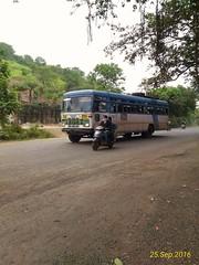 Old Hirkani of Swargate depot doing Pune-Kolhapur schedule. (kunaltendulkar96) Tags: msrtc hirkani swargate