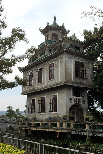 China Kaiping Diaolou 2