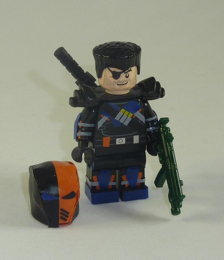 deathstroke lego - photo #13