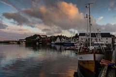 Hamnoy (ForgottenMelodies) Tags: norway lofoten pentax k5 boat sea hamnoy nicolasauvinet