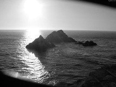 "Sun just above Rocks by Sutro Baths • <a style=""font-size:0.8em;"" href=""http://www.flickr.com/photos/34843984@N07/14925890294/"" target=""_blank"">View on Flickr</a>"