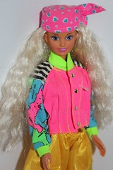 Sindy from Hasbro (ArrianeAvenge) Tags: beautiful toy toys nice doll dolls barbie 1999 hobby collection 1995 90 hasbro sindy