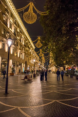 03.10.2014_00025.jpg (dancarln_uk) Tags: city travel architecture night baku azerbaijan flame baki nizami azərbaycan baky