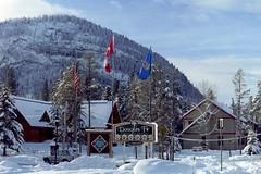Douglas Firs Resort, Banff, Canada (Rail and Landscapes) Tags: canada banff flickrandroidapp:filter=none